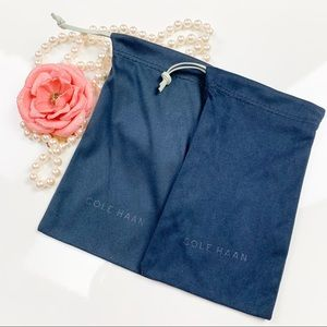 2 Cole Haan Sunglasses pouches.